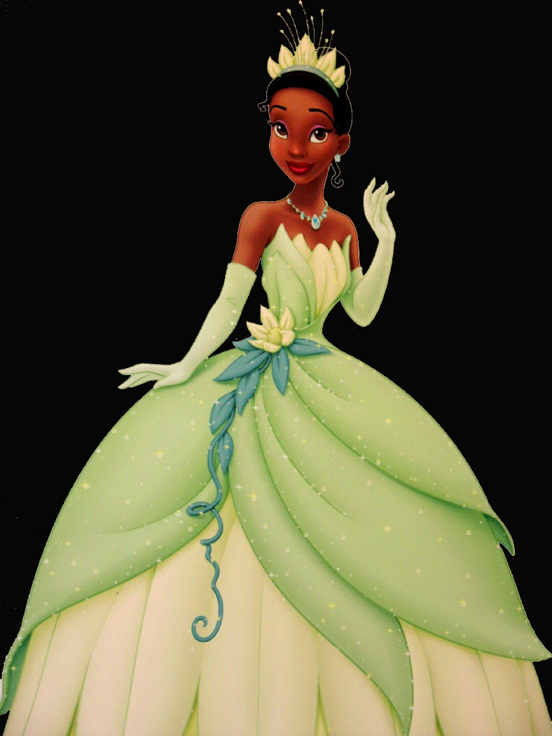 It is a graphic of Comprehensive Picture of Tiana
